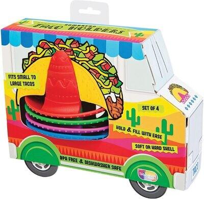 Talisman Designs® Sombrero Taco Holder Set