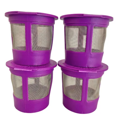 Civilized Coffee™ 4-Pack Reusable K-Cup Filters