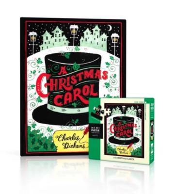 New York Puzzle Company™ Christmas Carol Mini Puzzle