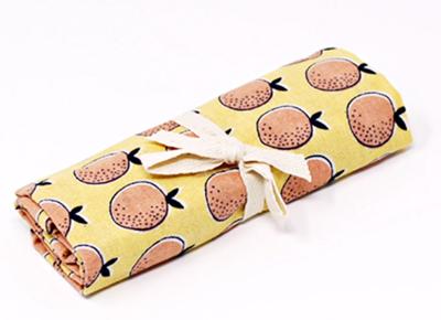 Mahogany USA® Oranges Cotton Floursack Towel