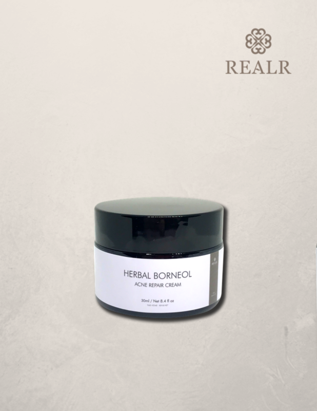 Herbal Borneol Acne Repair Cream