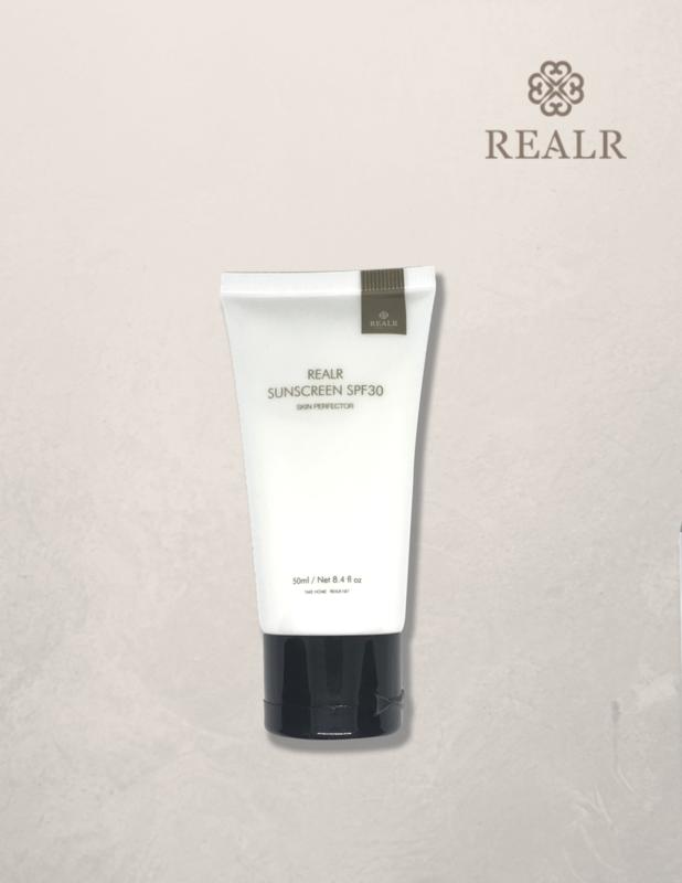 REALR Sunscreen SPF30