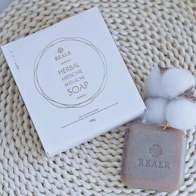 REALR Herbal Medicine Anti-Acne Soap