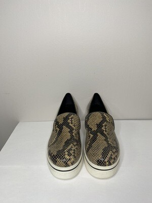 Stella McCartney Snakeskin Platforms