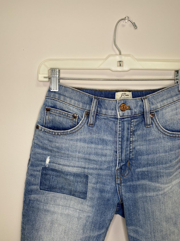 """Women's J Crew """"Vintage Crop"""" Jeans"""
