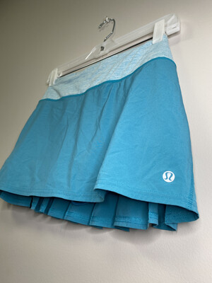 Women's Lululemon Tennis Skirt Sz 4
