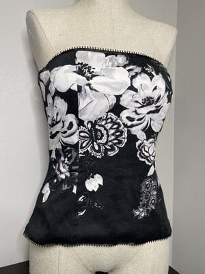 White House Black Market Bustier Top