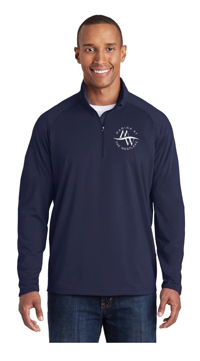 Men's 1/2 Zip Pullovers
