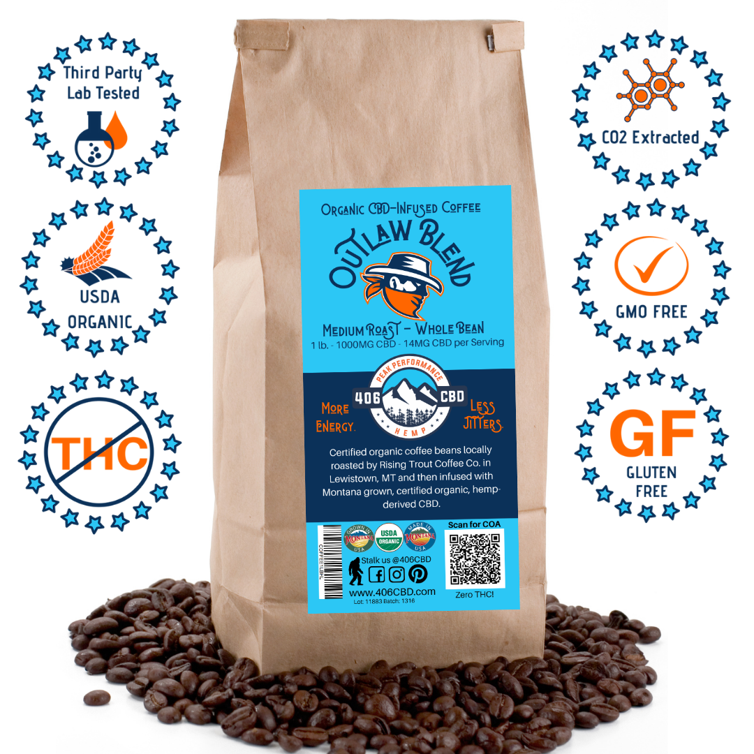 Outlaw Blend Organic Coffee