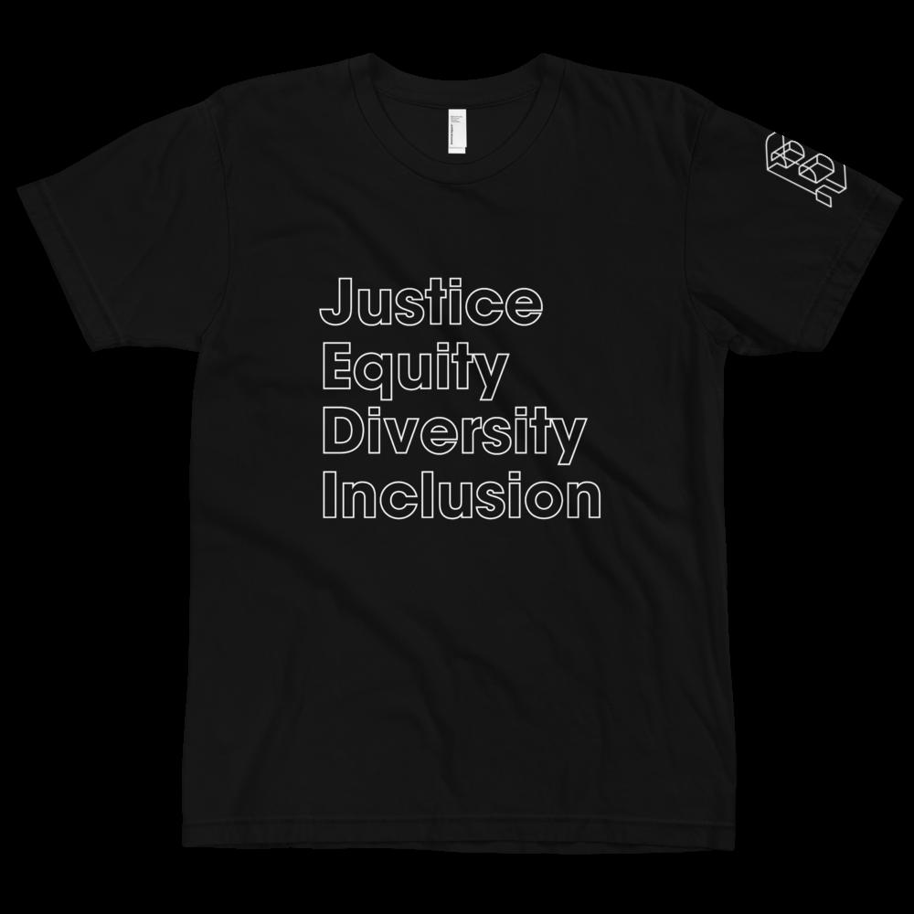 J.E.D.I. - WHITE Graphics T-Shirt
