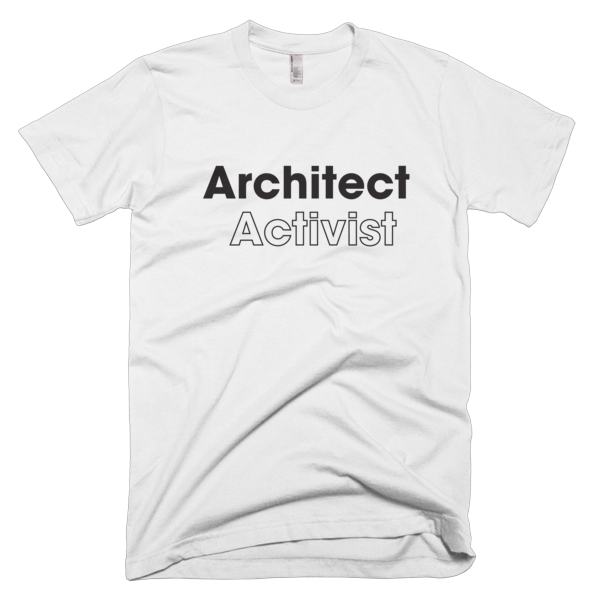 Architect Activist - BLACK Graphic T-Shirt