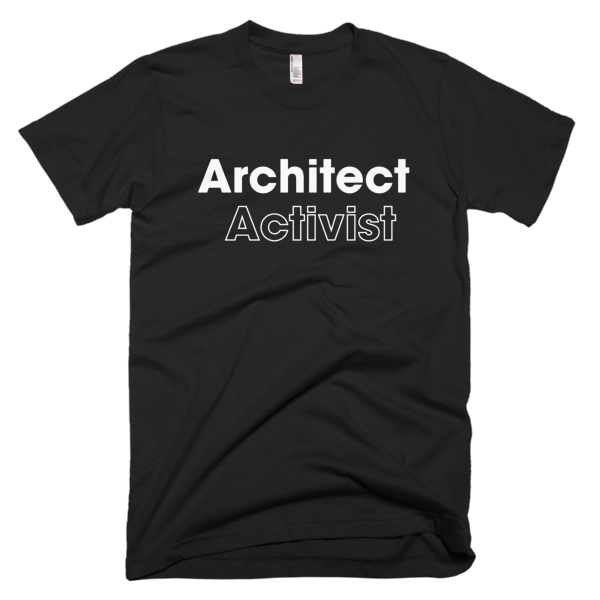 Architect Activist - WHITE Graphic T-Shirt