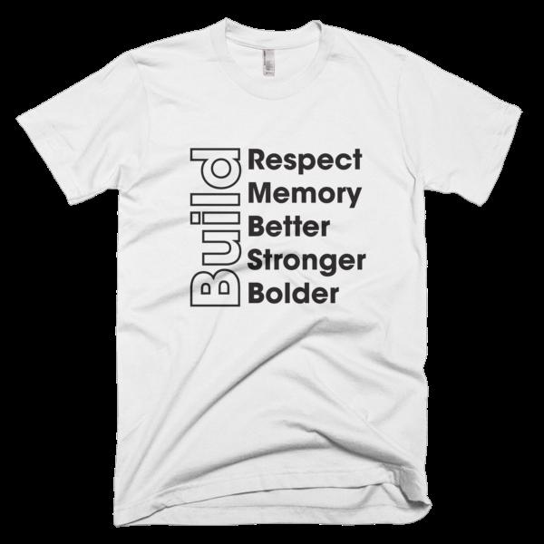 BUILD - BLACK Graphic T-Shirt