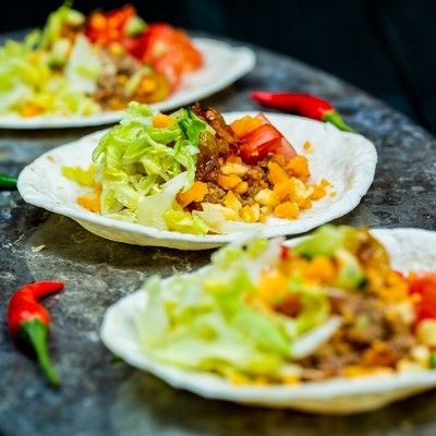 Mini Meat Tacos