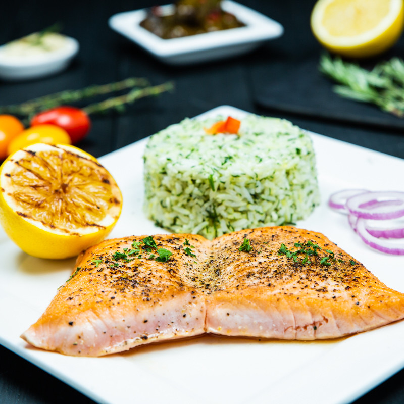 Halal Atlantic Salmon