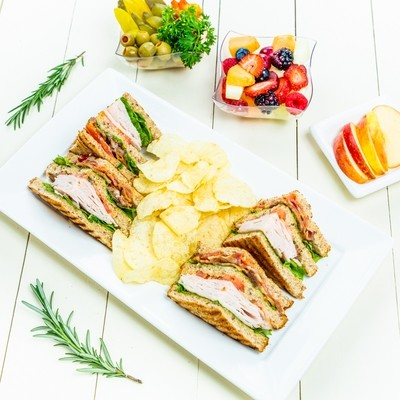 Golden Club Sandwich