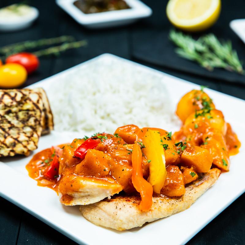 Halal Chicken Squash