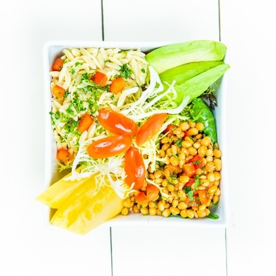 Sunny Mango Salad