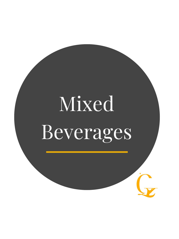 Mix Beverages