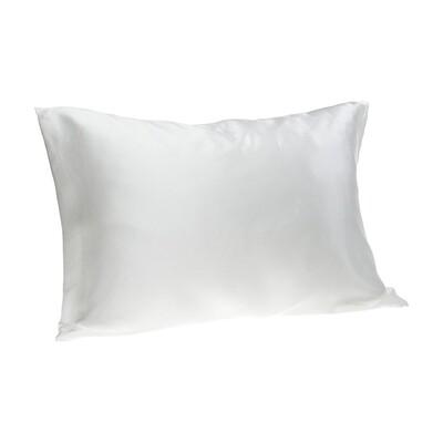 Fourre d'oreiller anti-âge en soie