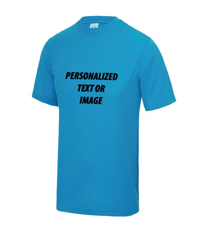 National Schools XC Final T-Shirt - Custom