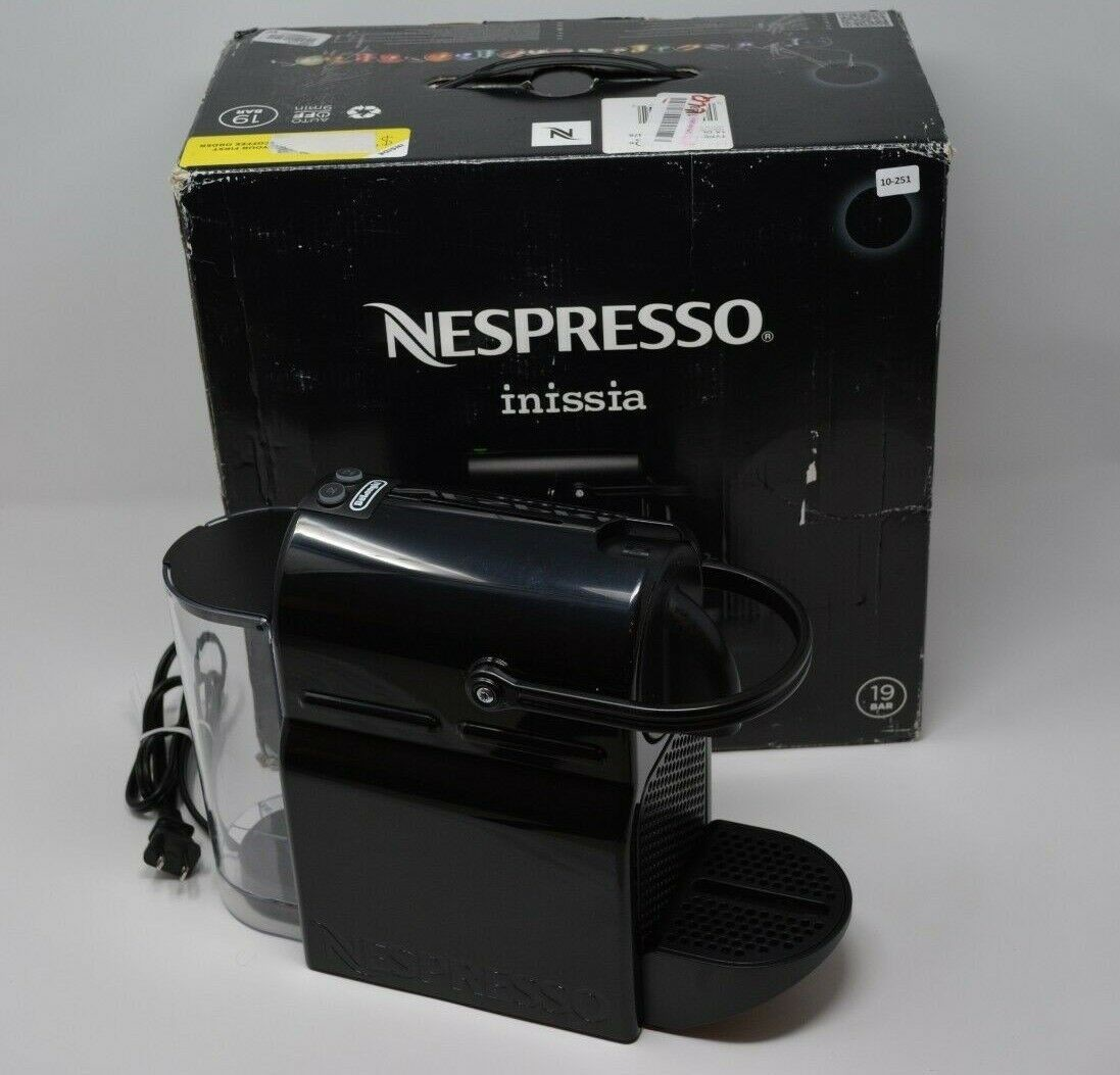 Nespresso aparat INISSIA en 80b de longhi