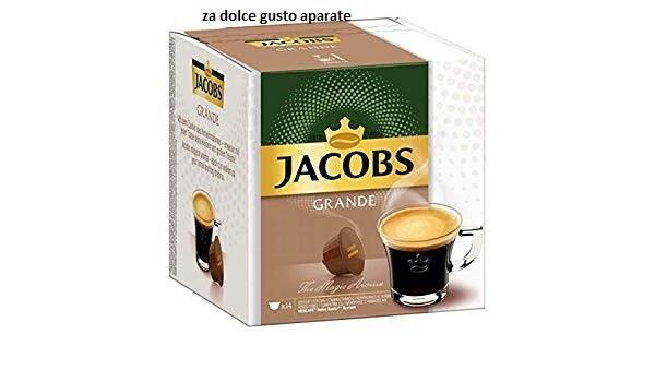 Jacobs kapsule Grande za dolce gusto