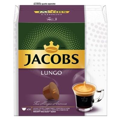 Jacobs kapsule Lungo za dolce gusto