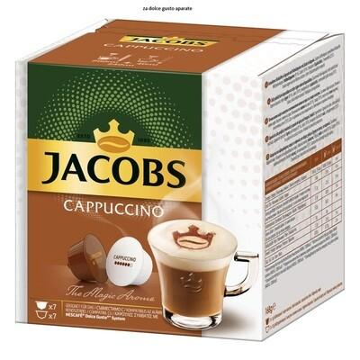 Jacobs cappuccino kapsule za dolce gusto