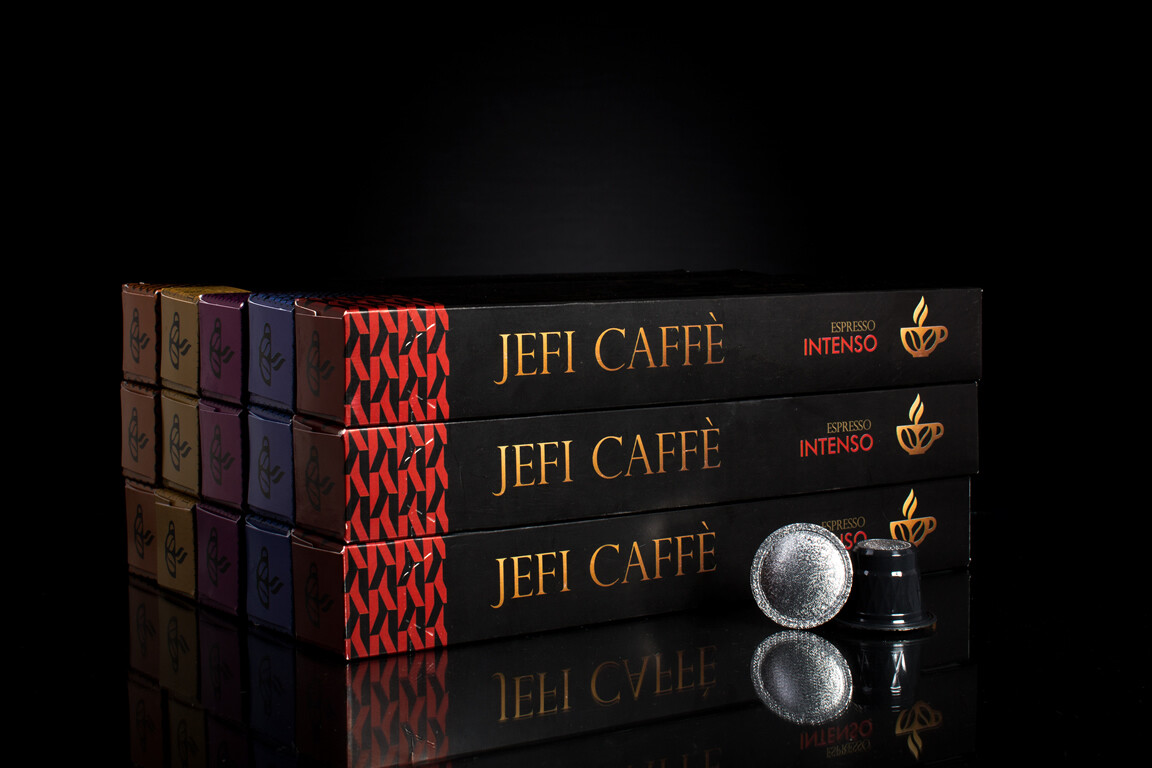 INTESO NESPRESSO JEFI  CAFFE