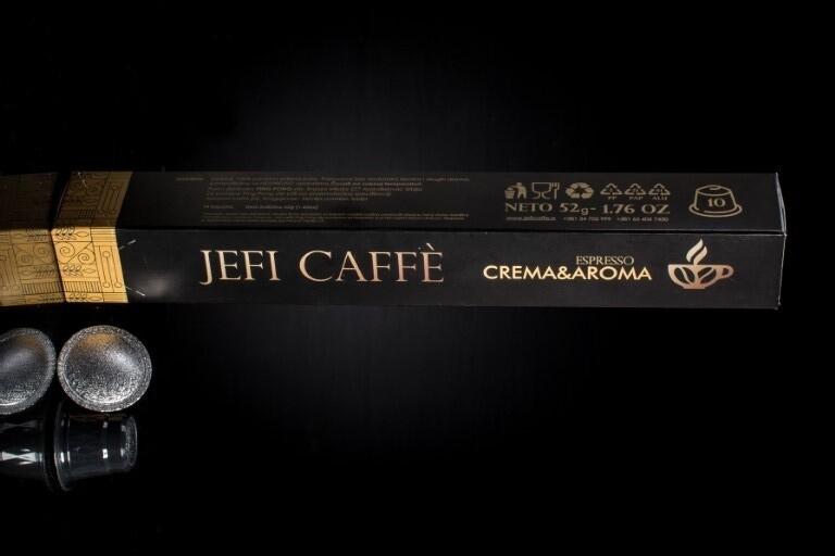 CREMA AROMA JEFI CAFFE