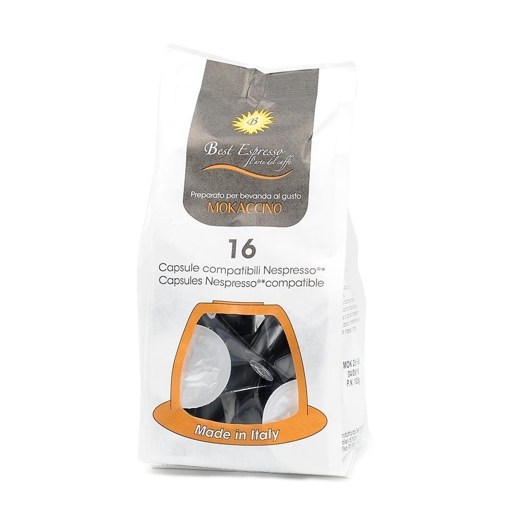 Nespresso Mokaccino kapsule kompatibilne