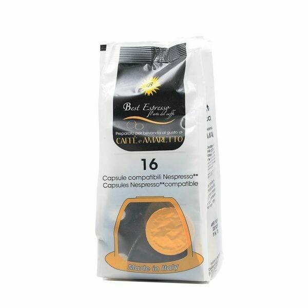 Nespresso AMARETTO kompatibilne kapsule