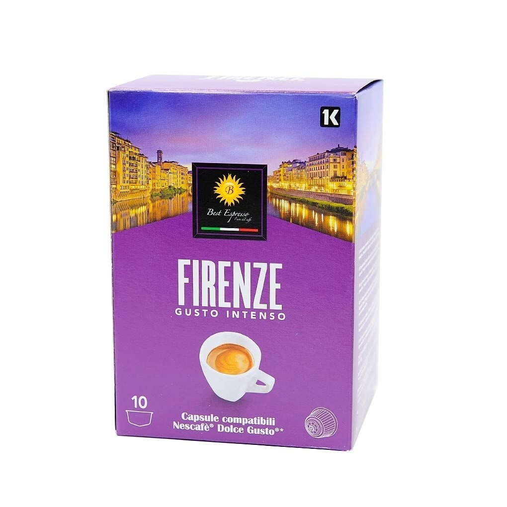 FIRENZE DOLCE GUSTO