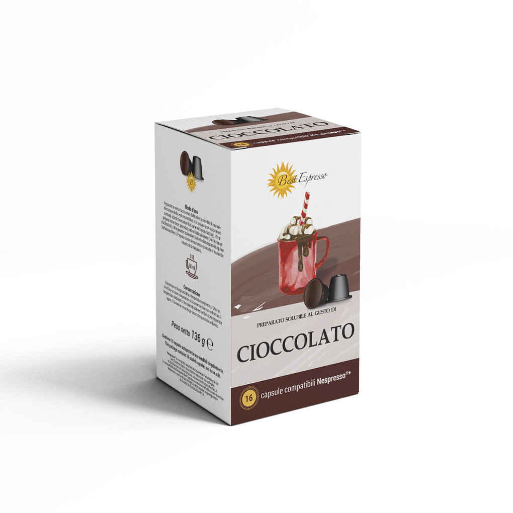 CIOCCOLATO Nespresso kapsule