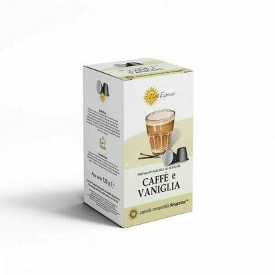 VANIGLIA CAFFE nespresso kapsule