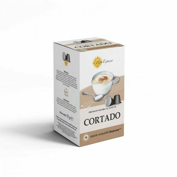 CORTADO Nespresso kapsule