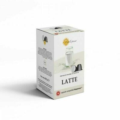 LATTE Nespresso Kapsule
