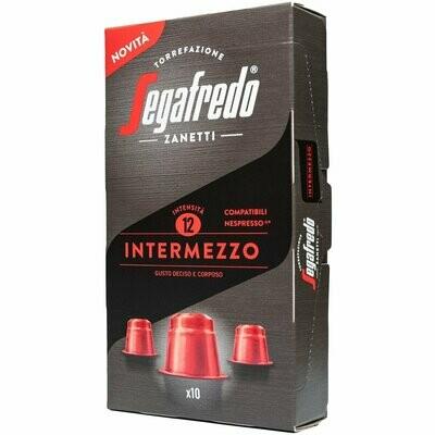 segafredo nespresso INTERMEZZO