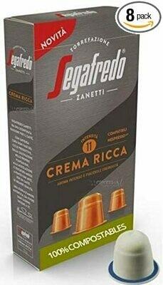 Segafredo Nespresso Crema Ricca