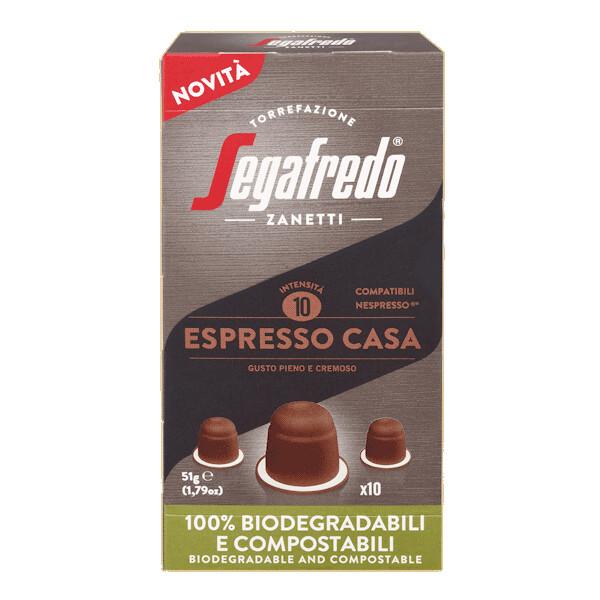 Segafredo Nespresso espresso casa
