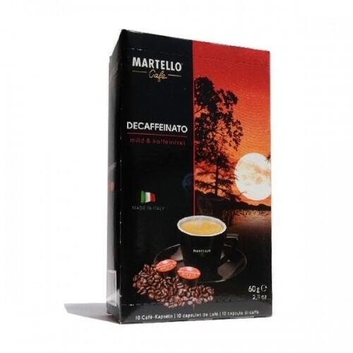 Martello espresso decaffeinato