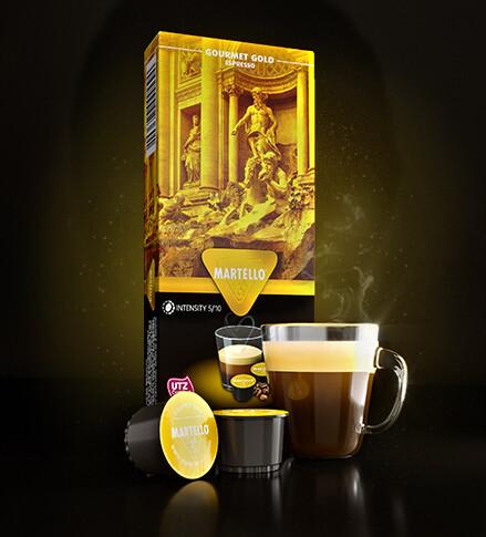 Martello Gourmet Gold