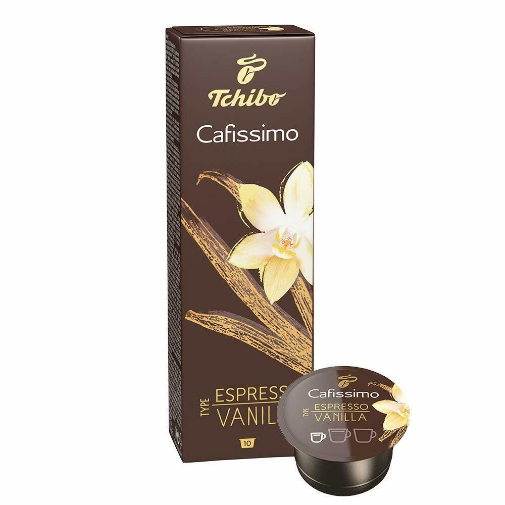 tchibo cafissimo vanilla