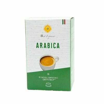 caffitaly arabica 100%