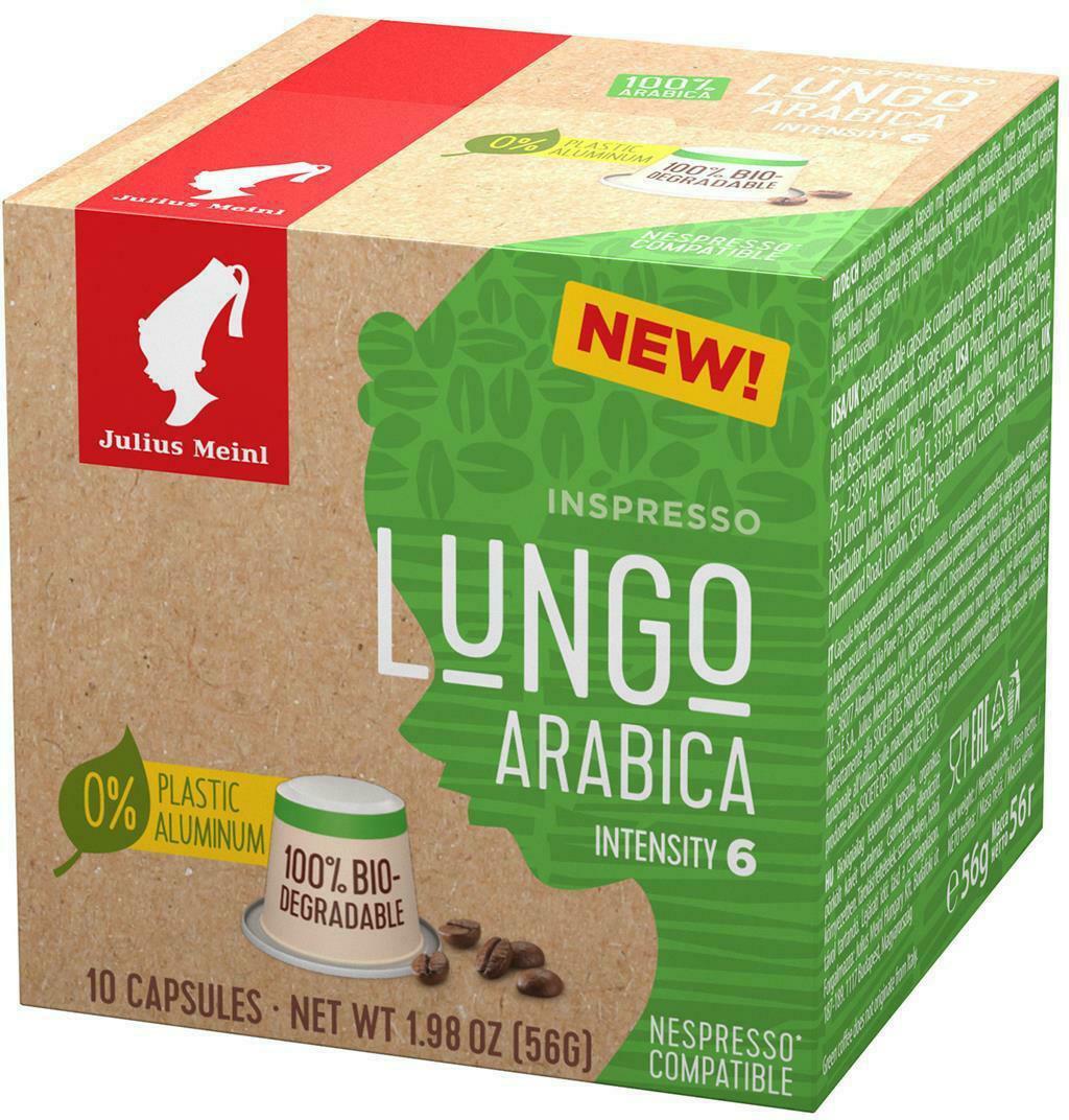 Julius Meinl Lungo arabica