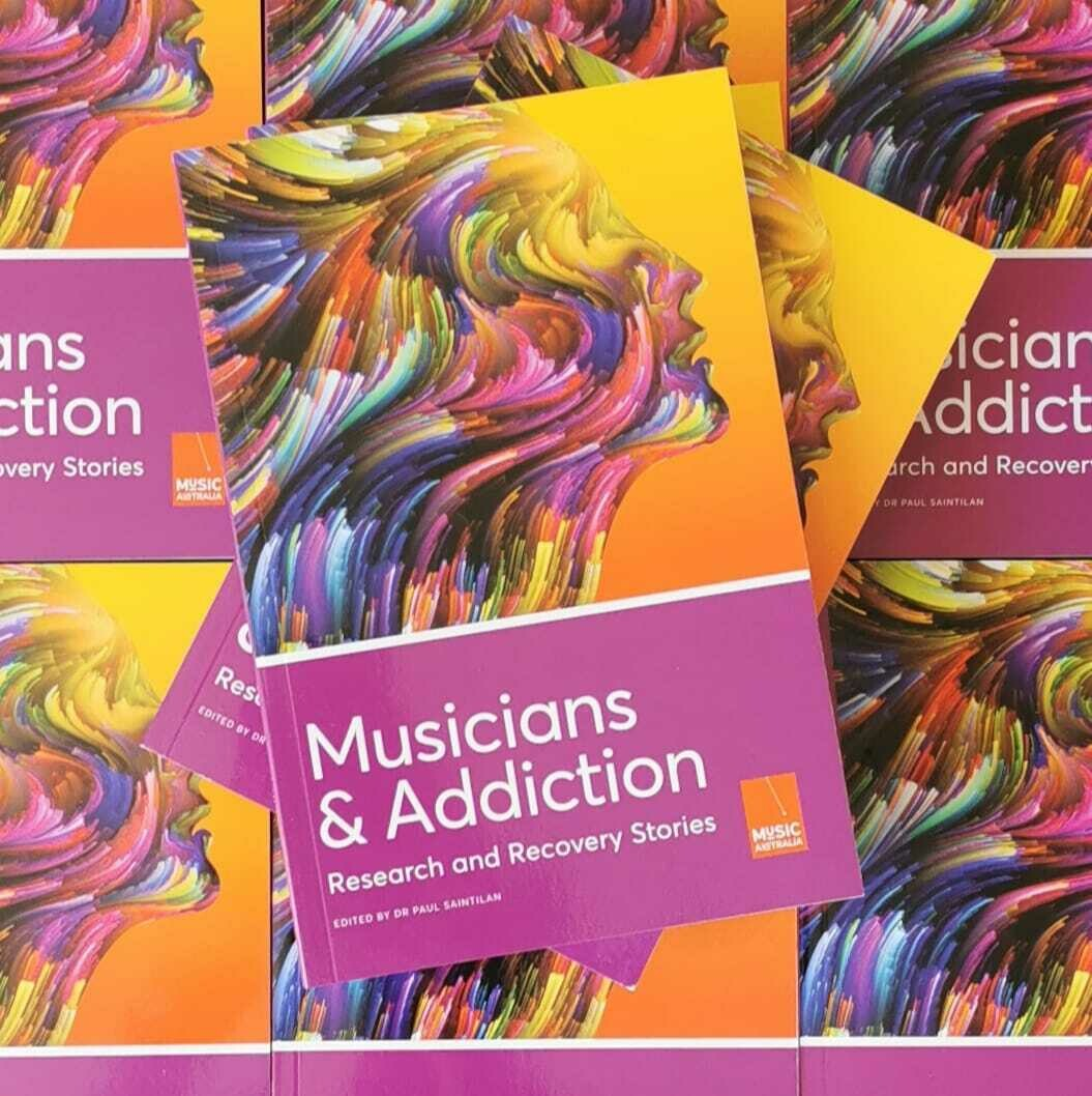 Musicians & Addiction: Research and Recovery Stories