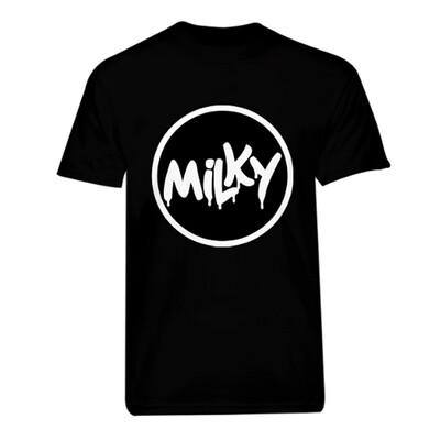 Milky Logo T-Shirt