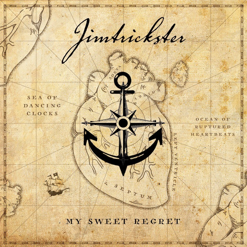 My Sweet Regret by Jimtrickster Ltd Editon CD