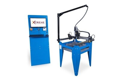 2x2 CNC Plasma Cutting Table Kit